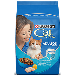 Cat Chow Adulto (pescado) 8 Kg