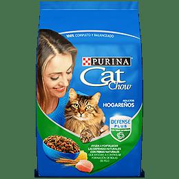 Cat Chow Adulto Hogareños 8 Kg