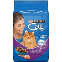Cat Chow Peso Saludable 8 Kg