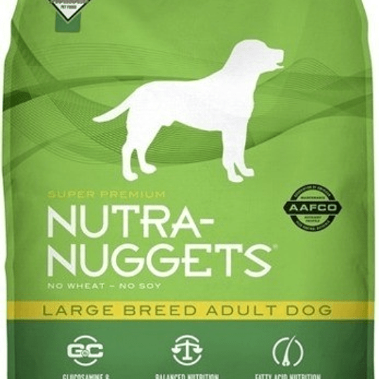 Nutra Nuggets Large Breed Adult 15 Kg