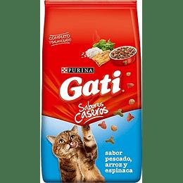 Purina Gati Adulto (pescado, arroz y espinaca) 15 Kg