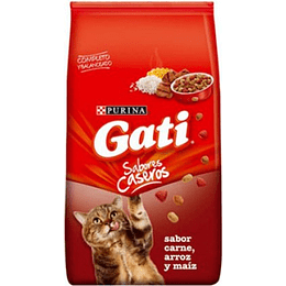 Purina Gati Adulto (carne, arroz y maíz) 15 Kg