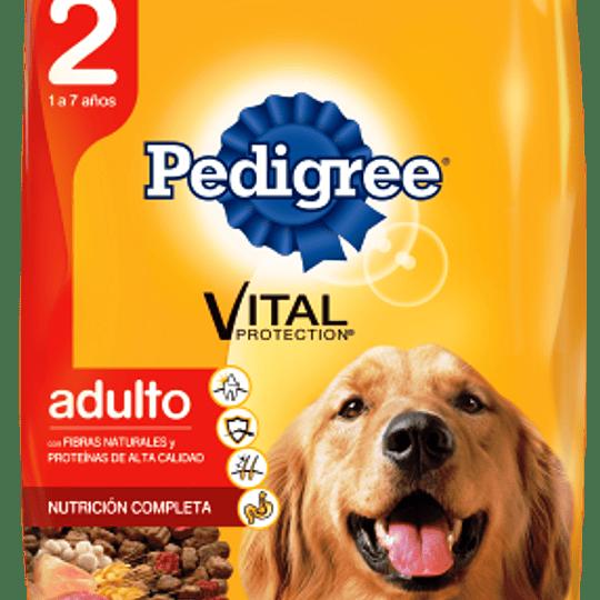 Pedigree Adulto (carne, pollo y cereales) 21 Kg