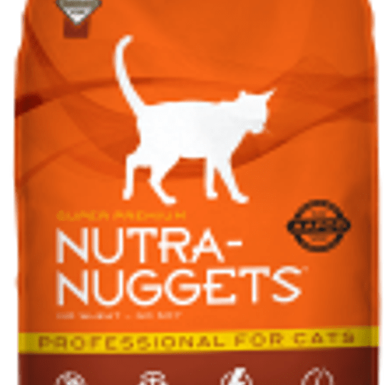 Nutra Nuggets Gato Professional 3 Kg