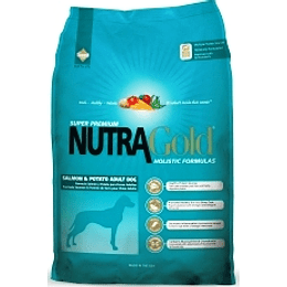 Nutra Gold Adulto Salmón 15 kg