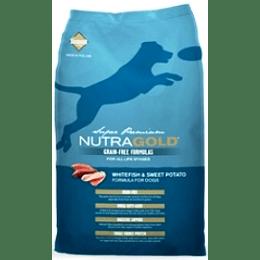 Nutra Gold Adulto Pescado Blanco 13,6 Kg