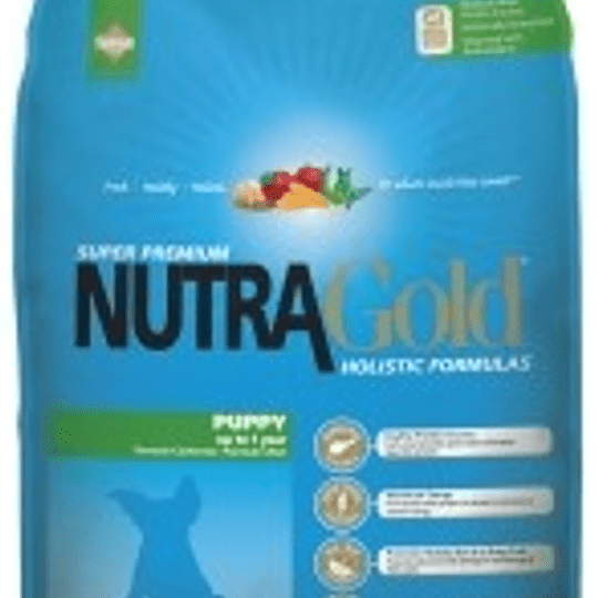 Nutra Gold Puppy (razas medianas) 15 Kg
