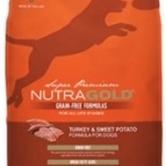 Nutra Gold Pavo 13.6 Kg