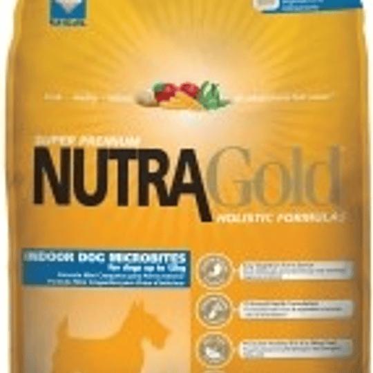 Nutra Gold Microbites Adult 3 Kg