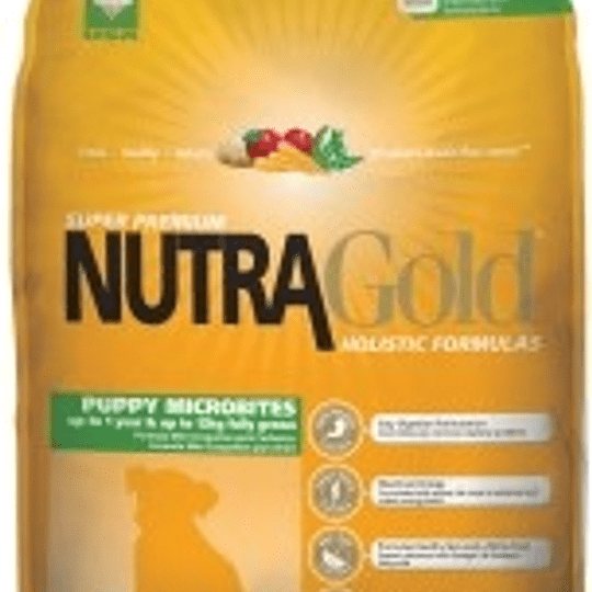 Nutra Gold Microbites Puppy 3 Kg