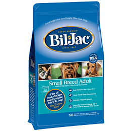 Bil Jac Small Breed Adult 2.72 Kg