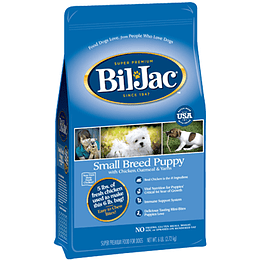 Bil Jac Small Breed Puppy 2.72 Kg