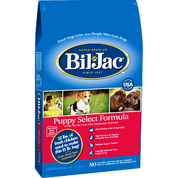 Bil Jac Puppy Select 13.6 Kg