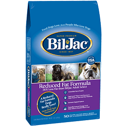 Bil Jac Reduced Fat Formula 13.6 Kg