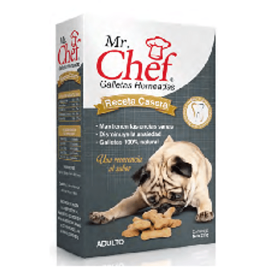 Mr. Chef Galletas (Adulto) 220 g