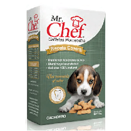 Mr. Chef Galletas (Cachorro) 220 g