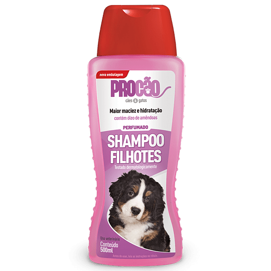 Shampoo Procao Cachorro 500 ml
