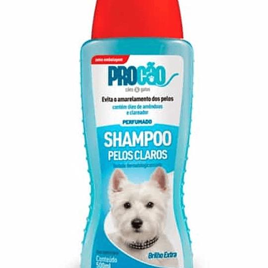 Shampoo Procao Pelos Claros 500 ml