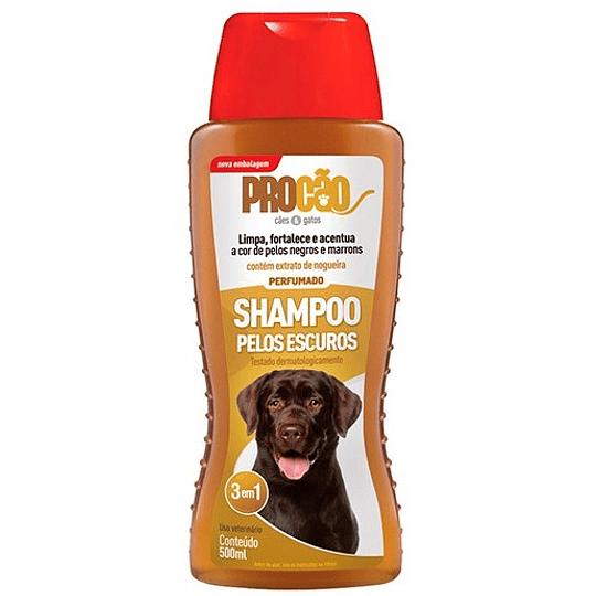Shampoo Procao Pelos Negros 500 ml