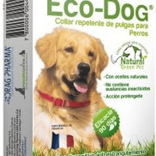 Collar Antipulgas Eco-Dog