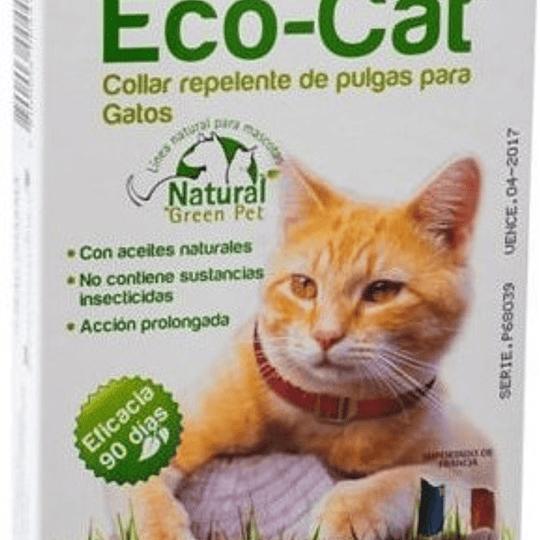 Collar Antipulgas Eco-Cat