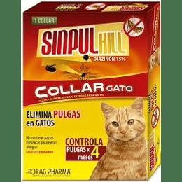 Collar Antipulgas Sinpul Kill Gato