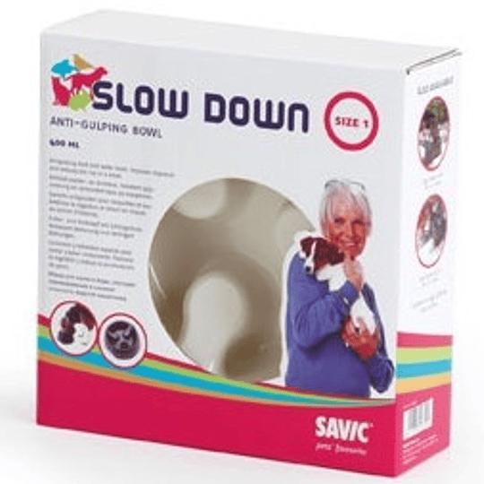 Plato 400 ml Slow Down 18.2cm x 18.2cm x 5.7cm