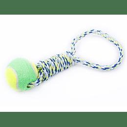 Juguete Cordón Pelota para Perro