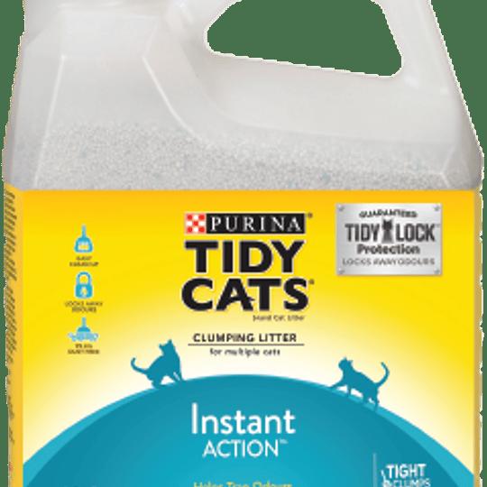 Arena Santiaria Tidy Cats (Bidón) 6.35 Kg