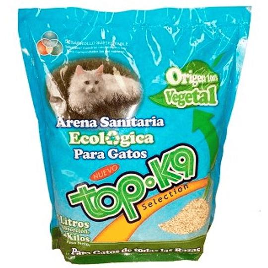 Arena Sanitaria Top K9 (ecológica) 2 Kg