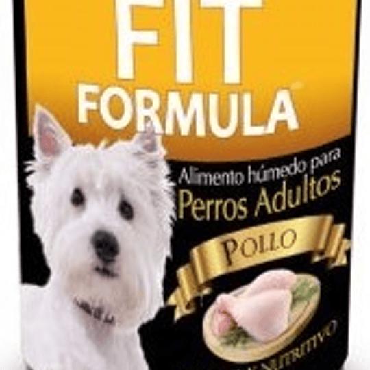 Fit Formula Lata Adulto (pollo) 280 g