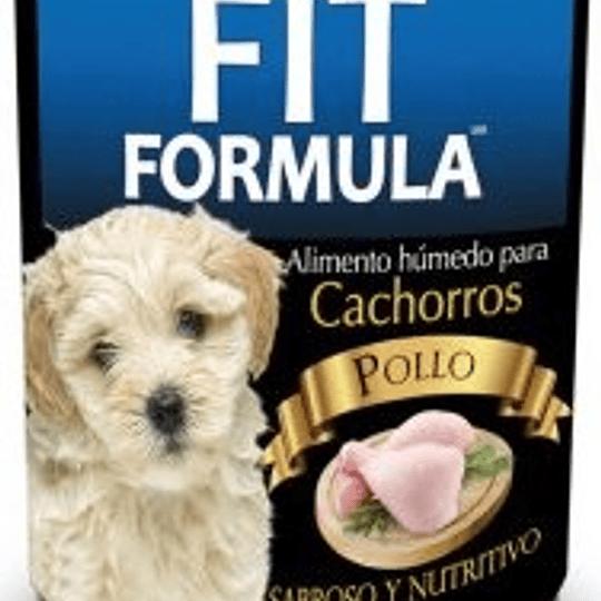 Fit Formula Lata Cachorro (pollo) 280 g
