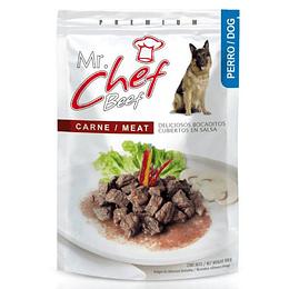 Mr. Chef Sobrecito Perro (carne)