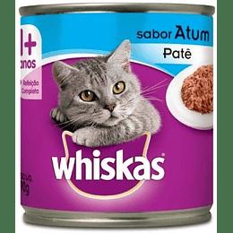 Whiskas Lata Atún Paté 290 g