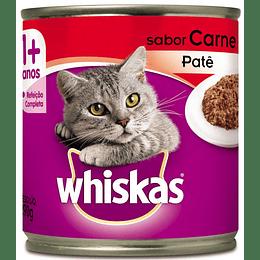 Whiskas Lata Carne Paté 290 g