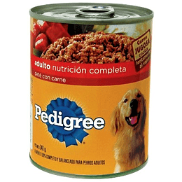 Pedigree Lata Adulto Carne 280 g
