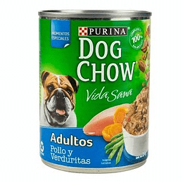 Dog Chow Lata Adulto 368 g
