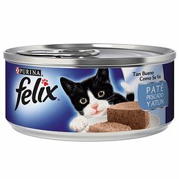 Felix Lata (Paté Pescado y Atún) 156 g