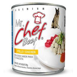 Mr. Chef Lata Adulto (Pollo) 280 g
