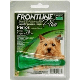 Frontline (para perros hasta 10 Kg)