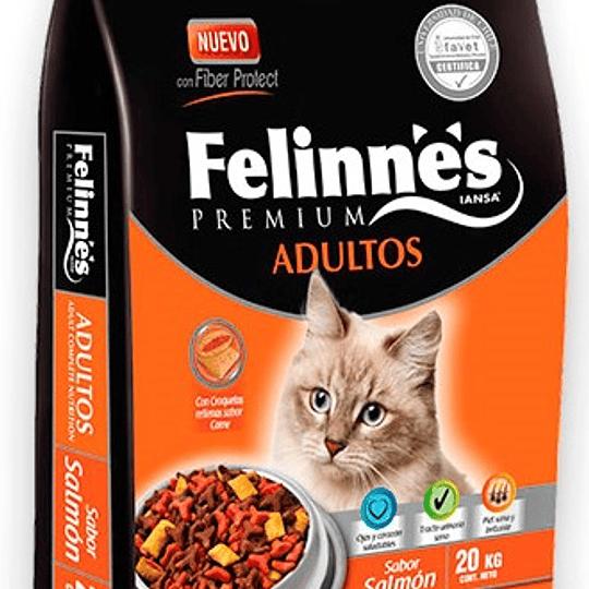 Felinnes Adulto (salmón) 20 Kg