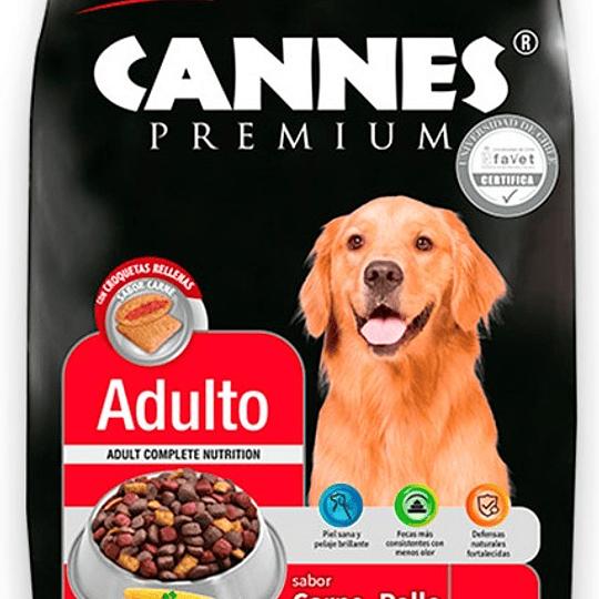 Cannes Adulto (carne) 18 Kg