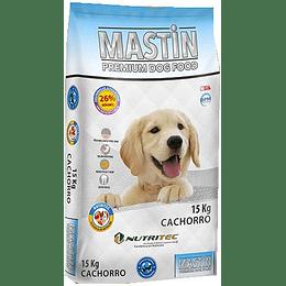 Mastin Cachorro 15 Kg