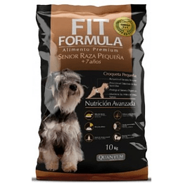 Fit Formula Senior (razas pequeñas) 10 Kg