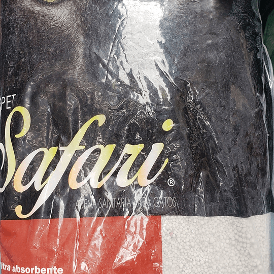 Arena Sanitaria Safari (aroma mocha) 4 Kg
