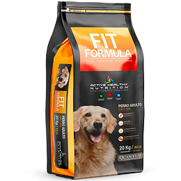 Fit Formula Adulto 20 Kg
