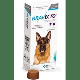 Bravecto 20 a 40 kg (1 comprimido)