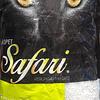 Arena Sanitaria Safari (aroma limón) 8 Kg