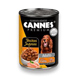 Cannes Lata Adulto (pollo) 375 g