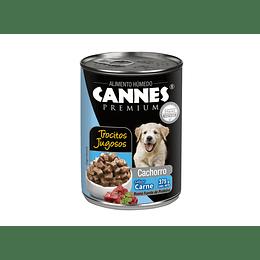 Cannes Lata Cachorro (carne) 375 g